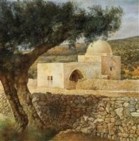 rachel's tomb by elena adam