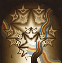pentagone étoile by marcel lempereur-haut
