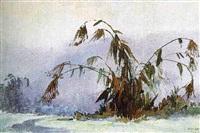 bamboo trees by yong mun sen