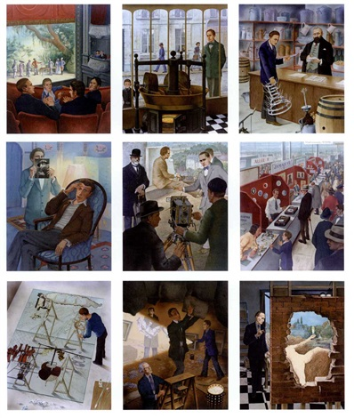 marcel duchamp en douze images by andré raffray