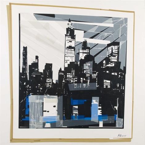 new york by valery koshlyakov