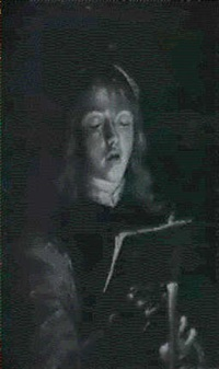 the choirboy by georges de latour