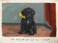 "i'm called ""little buttercup"" by adrienne lester"
