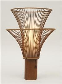 table lamp by choko kamoshita