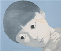 my memory no. 2 by zhang xiaogang