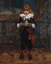 the pageboy by william dickes