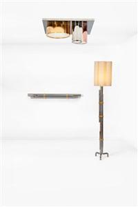 lampadaire modèle dynamite by mattia bonetti