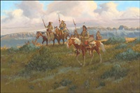 ahead of the village move by robert f. morgan