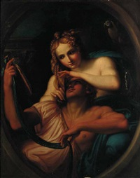 rinaldo and armida by pietro labruzzi