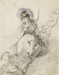 boudica by lady diana beauclerk