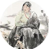 严寒 by xu zhan