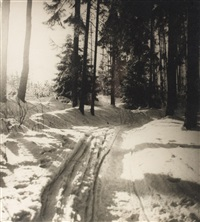 untitled by josef sudek