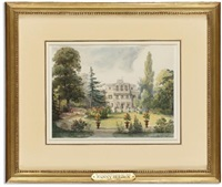 an hôtel particulier, passy, near paris by fanny holden