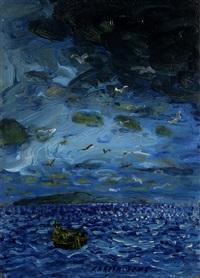 le nuage noir by pierre garcia fons