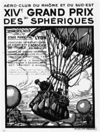 xive grand prix des spheriques (by pj) by posters: sports