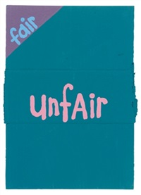 fair unfair by cary s. leibowitz (candyass)
