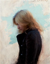 chelsey by jeremy lipking