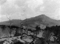 mt. monadnock - nh by charles curtis allen