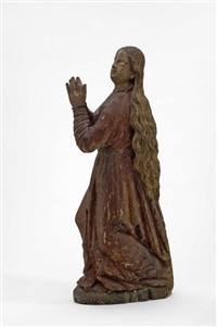 betende heilige (maria?) by austrian school (16)