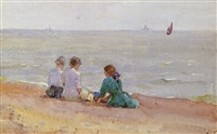 by the seaside by ethel rose barton
