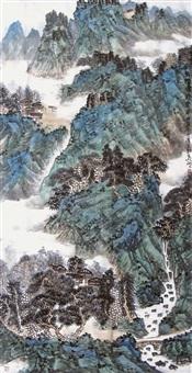 玉龙潜处 by liu fangjin