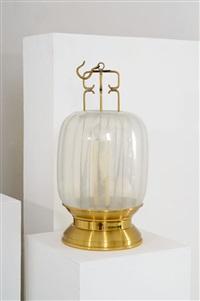 rara lampada da tavolo by gabriella crespi