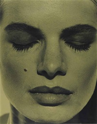 cordula, hollywood, 1989 by herb ritts