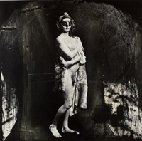 journies of the mask, helena forment, san francisco by joel-peter witkin
