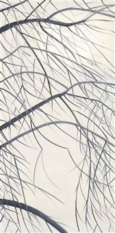 weeping cherry 1 by alex katz