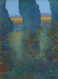 Giardino acquatico II, 1996