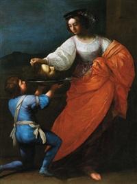 salome mit dem haupt johannes des täufers - salomè con la testa di san giovanni battista by pierto lauri