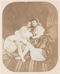 les deux amies by joseph auguste belloc