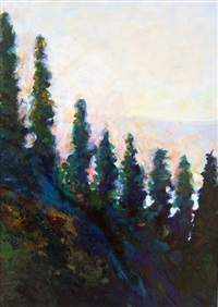 old tahoe hwy no. 2002 by mel smothers