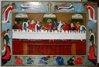 last supper by lorenzo scott