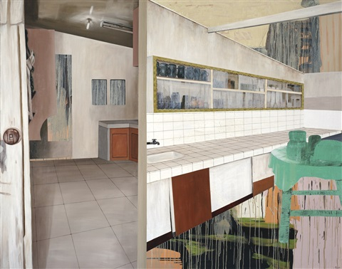 EXTENSIONS OF THE DIRTY KITCHEN by Marina Cruz on artnet