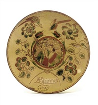 plate by david spinner