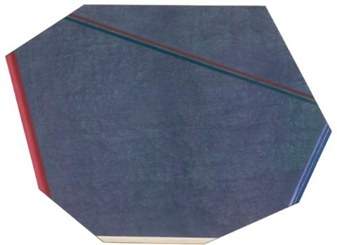 gray reflections by kenneth noland