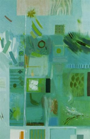 green thought 1971 by william m. littlejohn