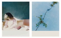 the eyes, the ears (17 and 52)(2 works) by rinko kawauchi