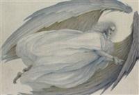 schwebender engel by gerhard gloser