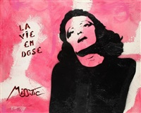 la vie en rose by miss tic