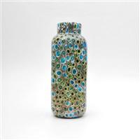 tiffany murrine vase by ermanno toso