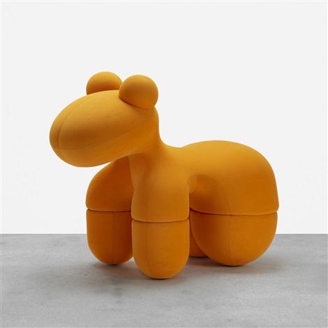 Beautiful Pony Chair By Eero Aarnio