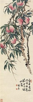 多寿 by chen banding