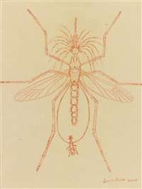 mosquito by louise bourgeois