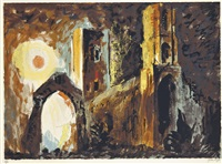 wymondham, norfolk by john piper