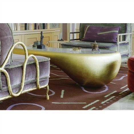 ny coffee table by mattia bonetti