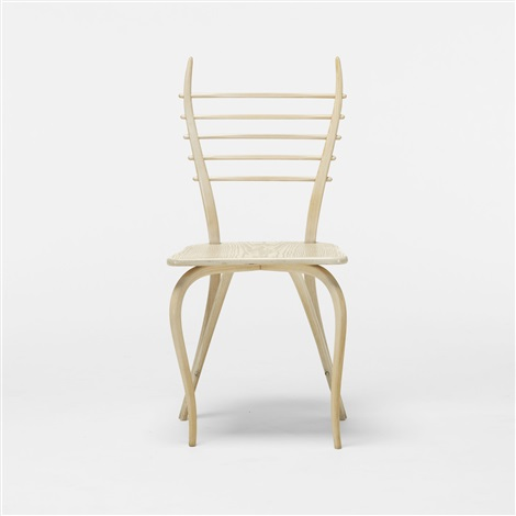 lyre chair by elizabeth garouste and mattia bonetti