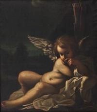 cupid amore by michel de sabrin