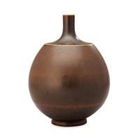 a berndt friberg stoneware urn by berndt friberg